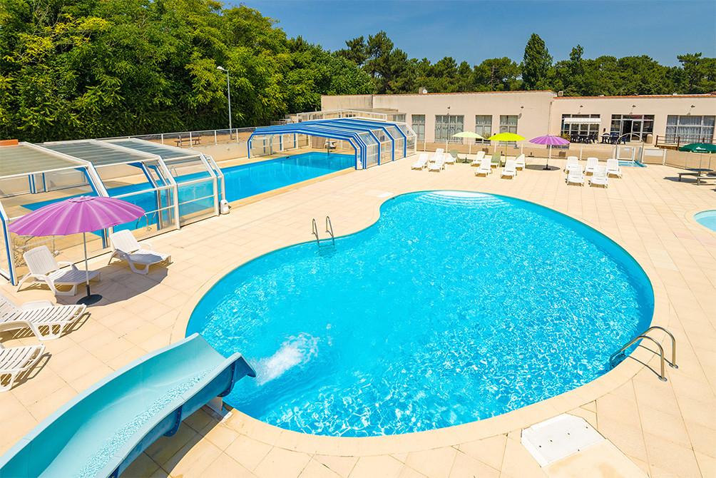 azureva oleron piscine 2