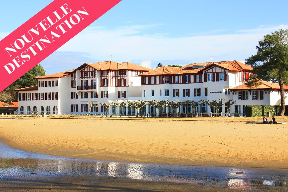 hotel sport bien etre hossegor lac hotel du parc