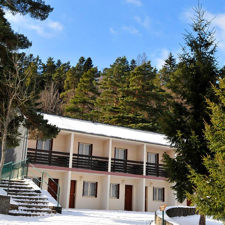 location vacances murol residence hiver